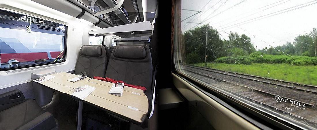 Interno treno