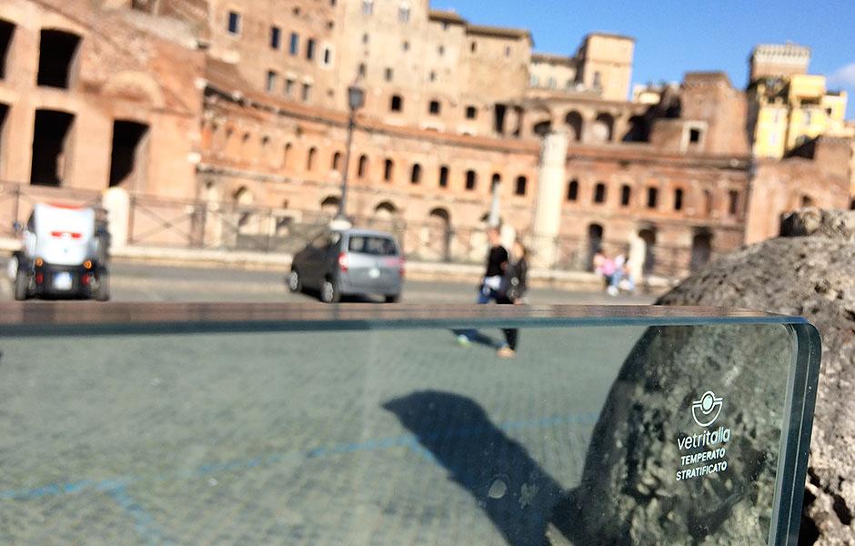 Balaustre - Vetro - Roma - Vetritalia